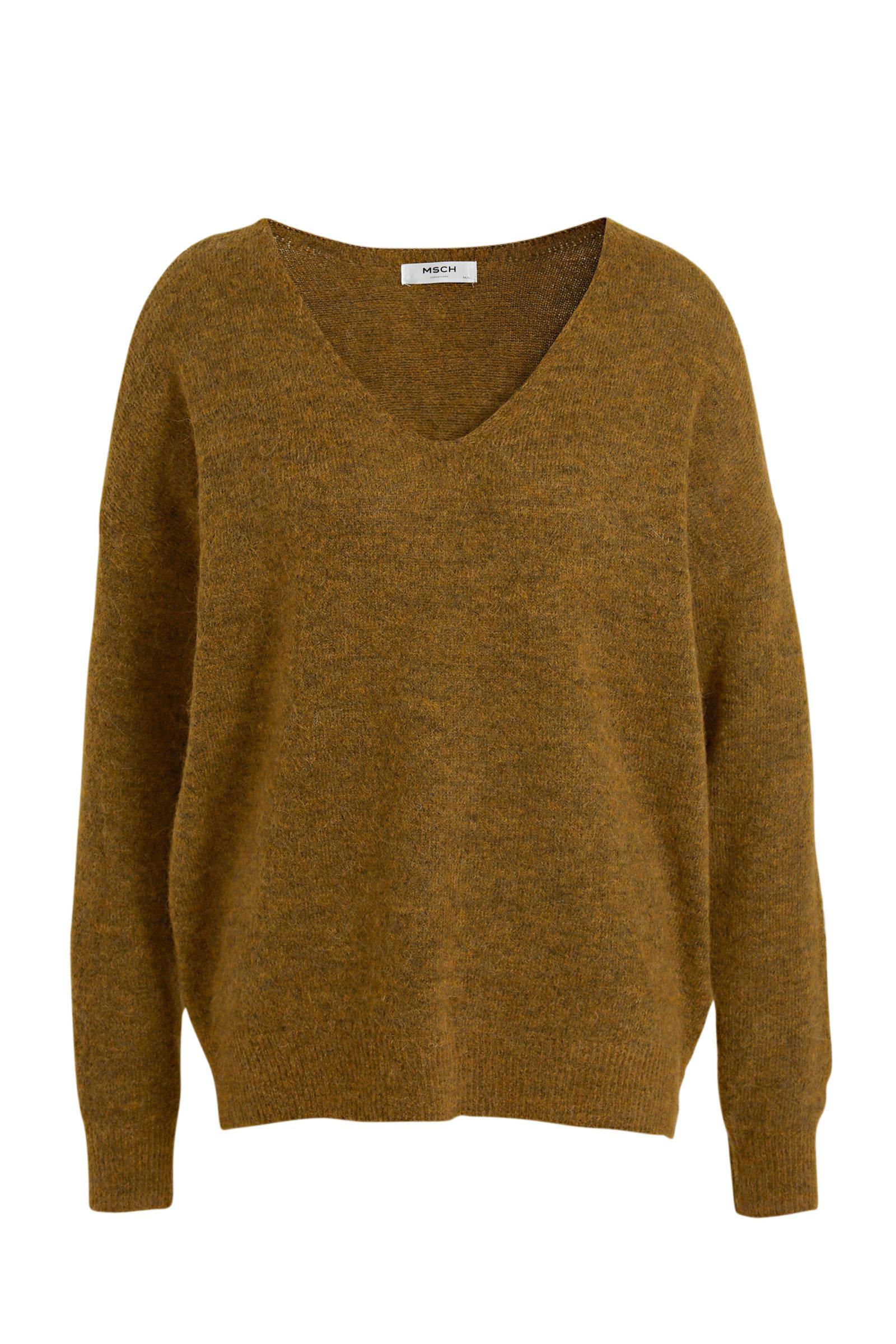 MSCH Copenhagen trui met wol | wehkamp