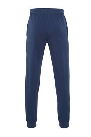 Bodywear joggingbroek donkerblauw