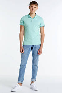 KUYICHI tapered fit jeans Jim washed out, Washed Out