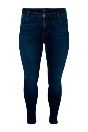 high waist skinny jeans Amy dark denim