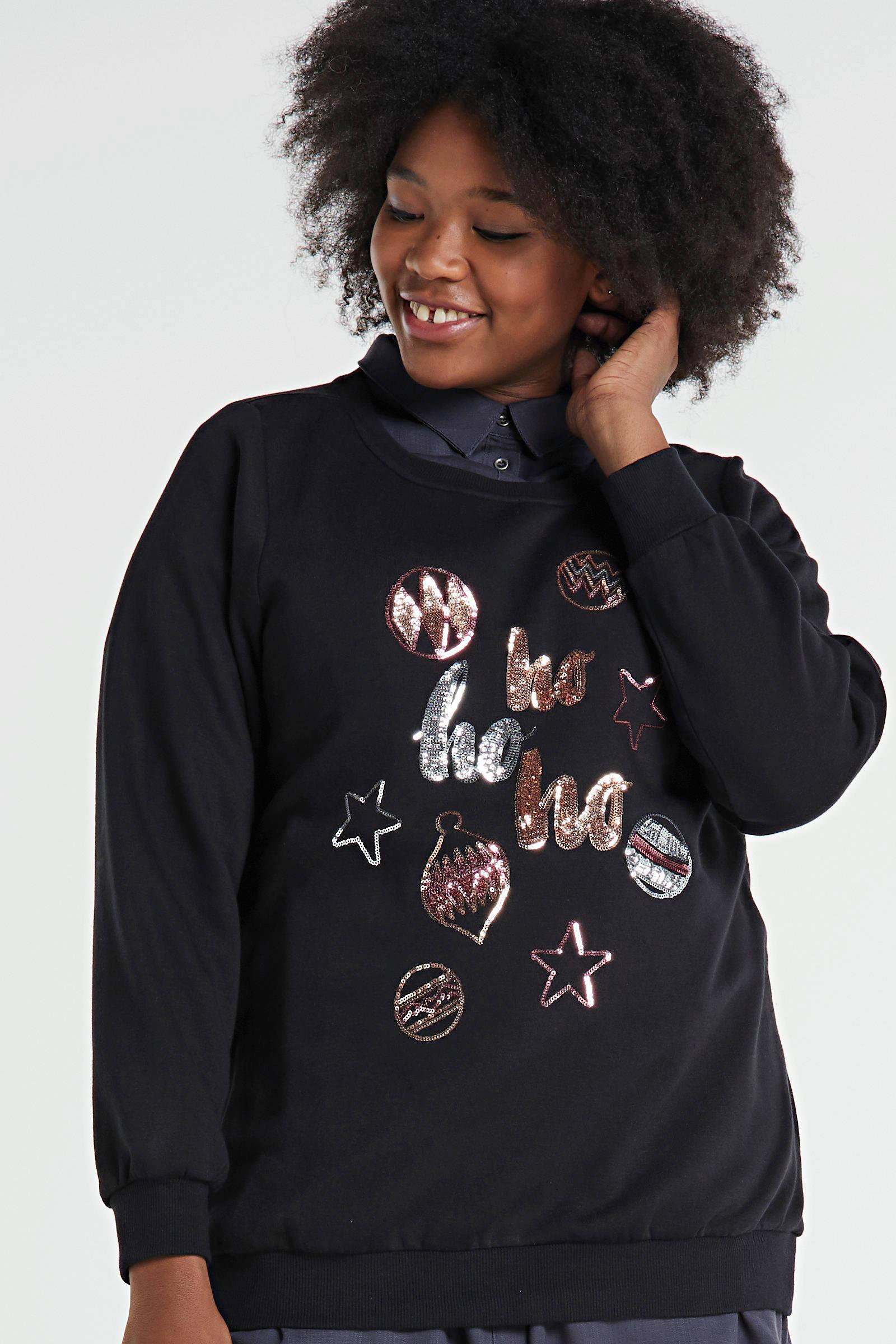 Grote maten truien voor dames kopen Vind jouw Grote maten