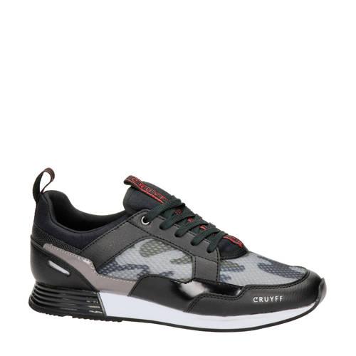 Cruyff Maxi sneakers zwart/camouflage
