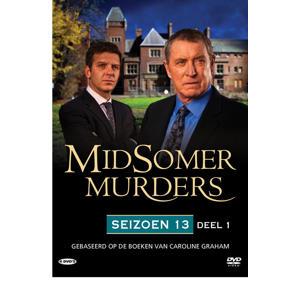 Midsomer Murders - Seizoen 13 Deel 1 (DVD)