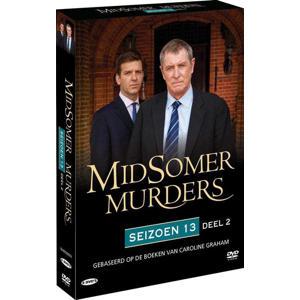 Midsomer Murders - Seizoen 13 Deel 2 (DVD)