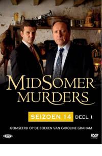 Midsomer Murders - Seizoen 14 Deel 1 (DVD)