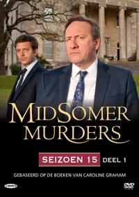 Midsomer Murders - Seizoen 15 Deel 1 (DVD)