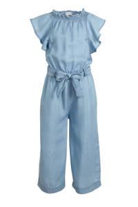 C&A jumpsuit lichtblauw, Lichtblauw