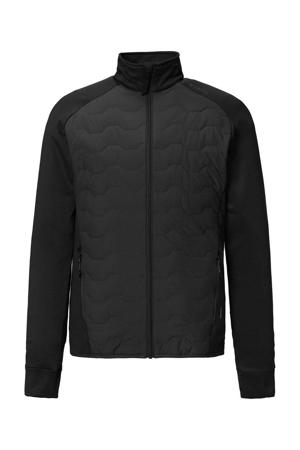 outdoor jas Kosmos zwart