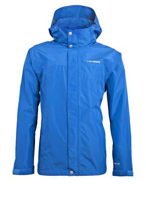 outdoor jas Monitor blauw