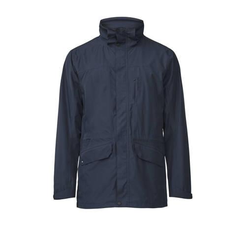 Tenson outdoor jas George donkerblauw