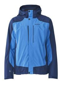Tenson outdoor jas Southwest blauw/donkerblauw, Blauw/donkerblauw