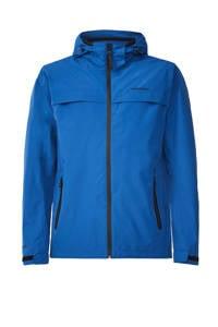 Tenson outdoor jas Ivar blauw, Blauw