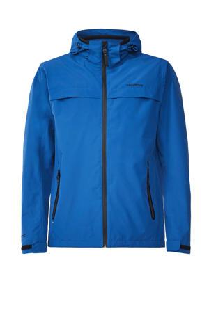 outdoor jas Ivar blauw