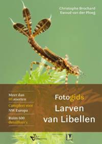 Fotogids larven van libellen - Christophe Brochard en Ewoud van der Ploeg