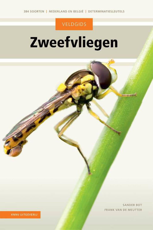 Veldgids: Veldgids Zweefvliegen - Sander Bot en Frank Van de Meuter