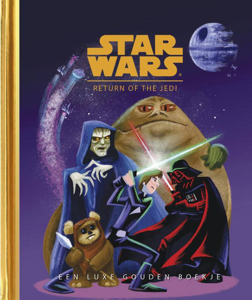 Gouden Boekjes - Star Wars: Return of the Jedi