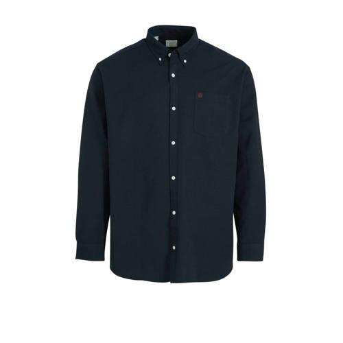 Selected Homme +Fit regular fit overhemd zwart