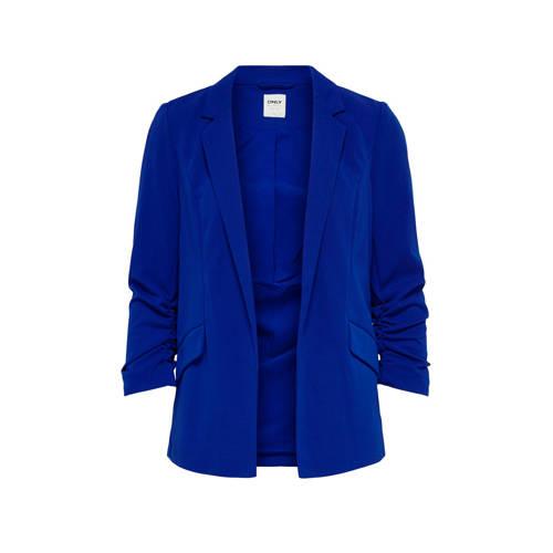 ONLY blazer Carolina blauw