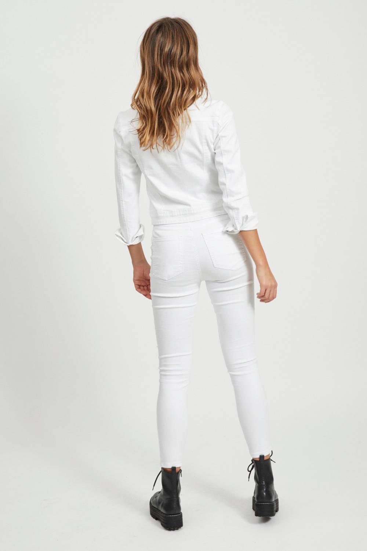 OBJECT spijkerjasje wit | wehkamp