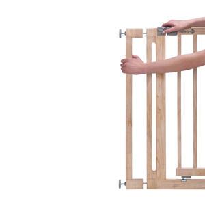 Easy Close Natural Wood verlengdeel 8cm traphekje – hout
