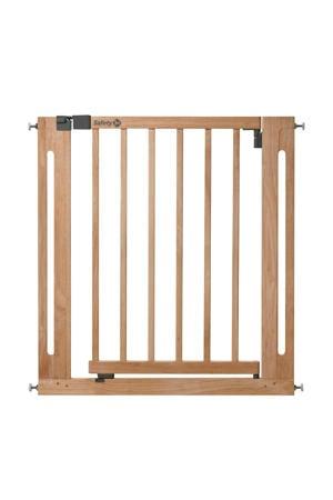 Easy Close Metal traphekje – natural wood