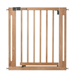 Easy Close Natural Wood traphekje – natural wood