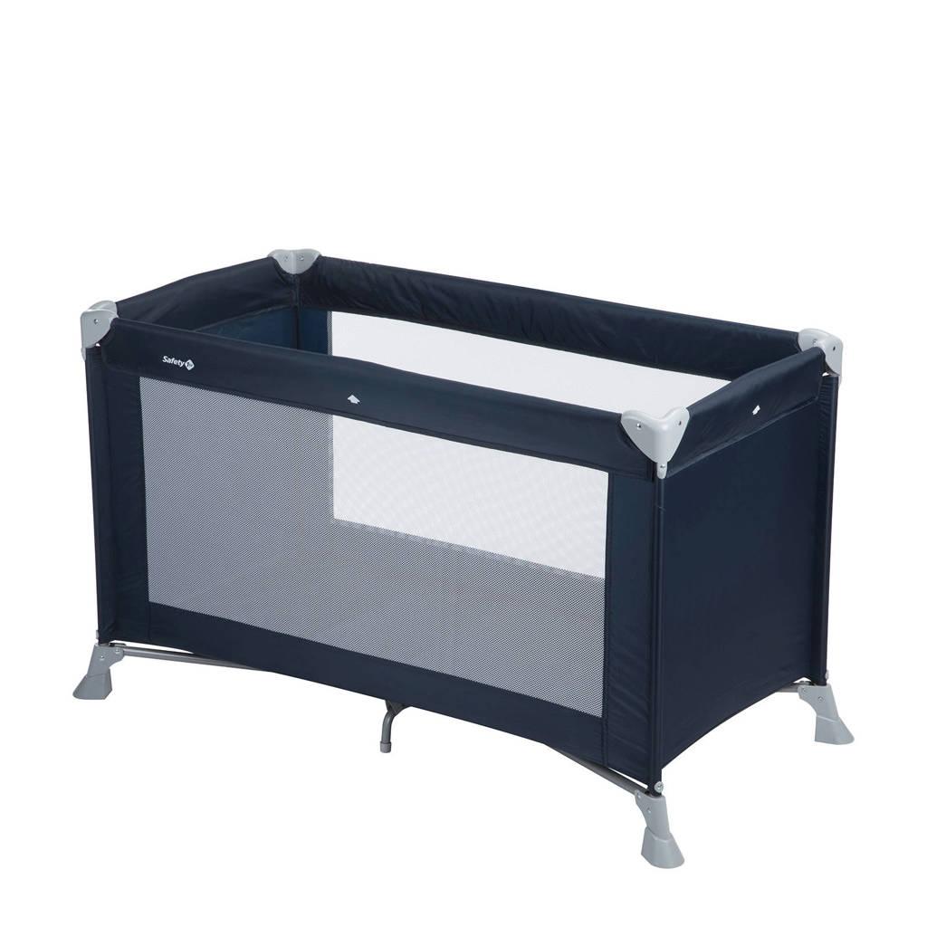 Safety 1st Soft Dreams campingbedje - navy blue, Navy Blue
