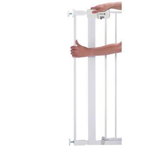 Easy Close Metal Extra Tall verlengdeel 7cm traphekje – wit