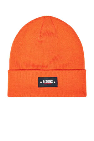 muts oranje