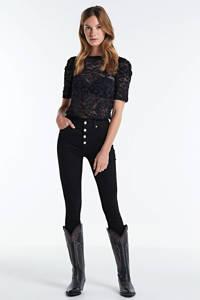 OBJECT T-shirt zwart, Zwart