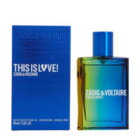 Zadig & Voltaire This Is Love! For Him eau de toilette 50ml - 50 ml