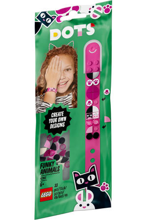 Funky dieren armband set 41901