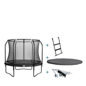 compleet trampoline set Ø305 cm