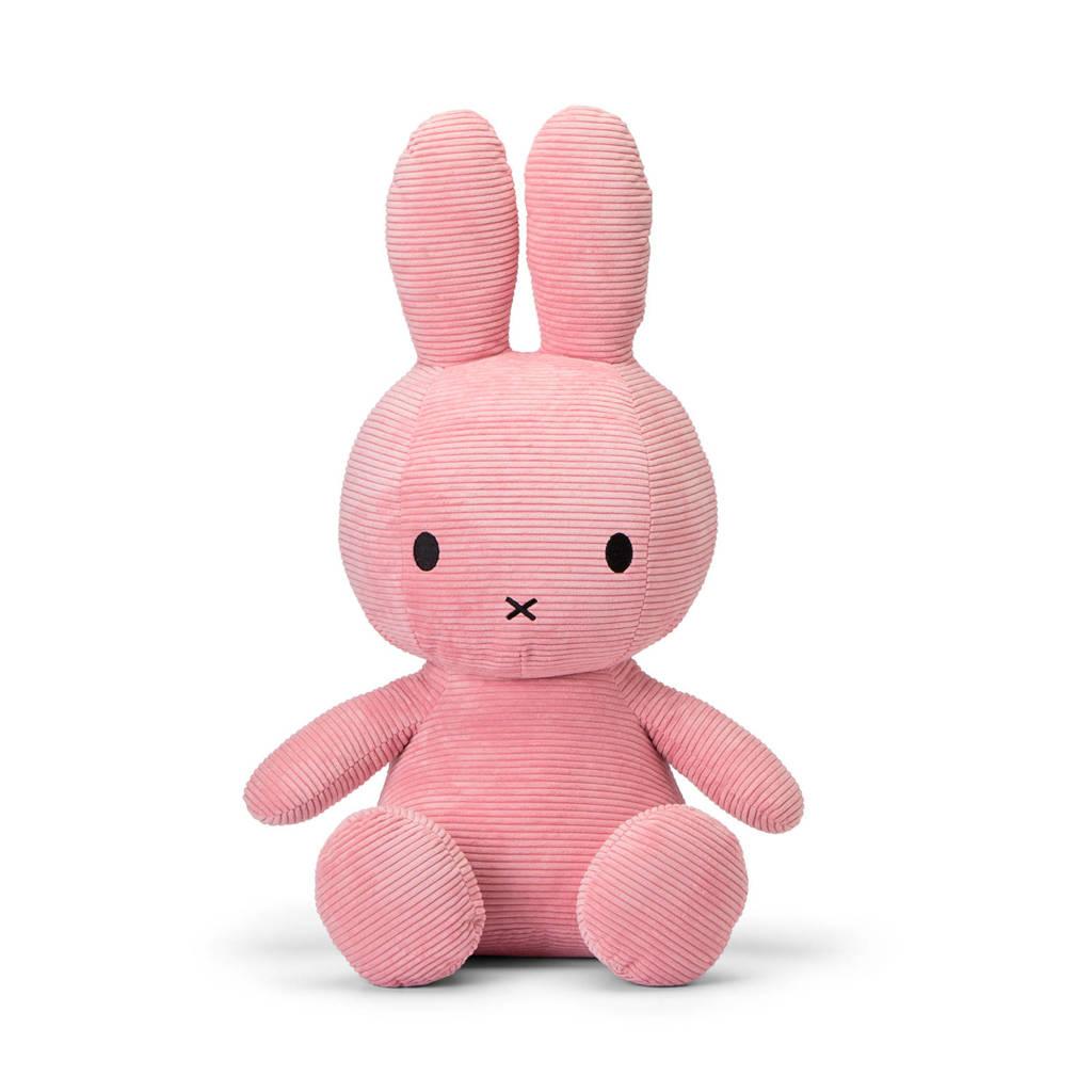 nijntje Corduroy roze knuffel 70 cm, Roze