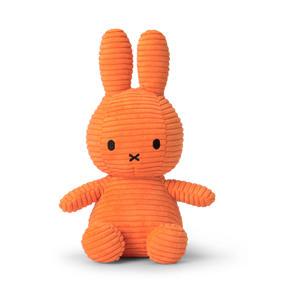 Corduroy oranje knuffel 24 cm