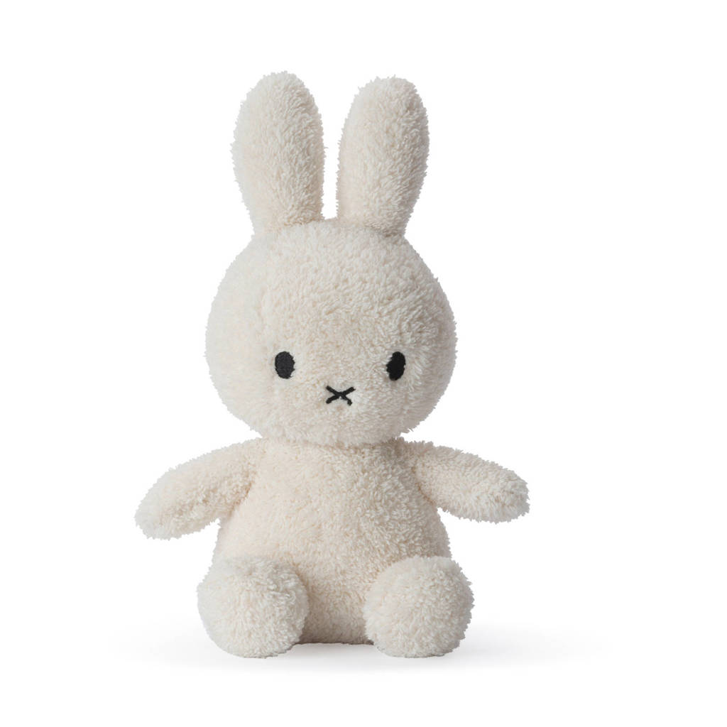 nijntje Terry cream knuffel 23 cm, Crème