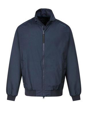 outdoor jas Keaton donkerblauw