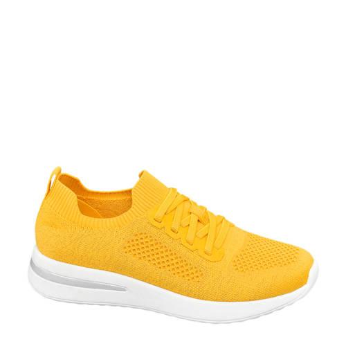 Venice sneakers geel