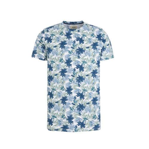 Redefined Rebel T-shirt van biologisch katoen blau