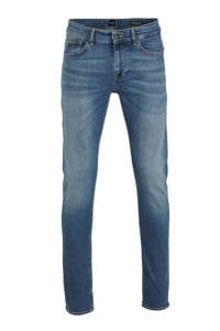 BOSS Casual slim fit jeans Delaware BC-C medium blue, Medium blue