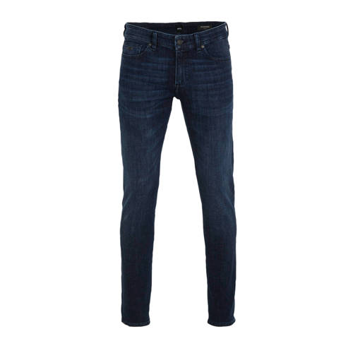 BOSS Casual slim fit jeans Delaware BC-P navy