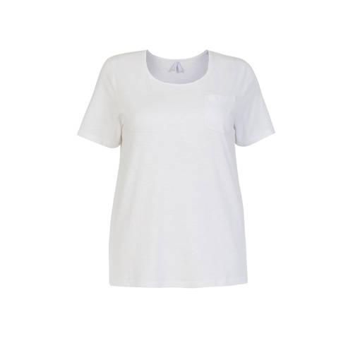 Miss Etam Plus T-shirt wit