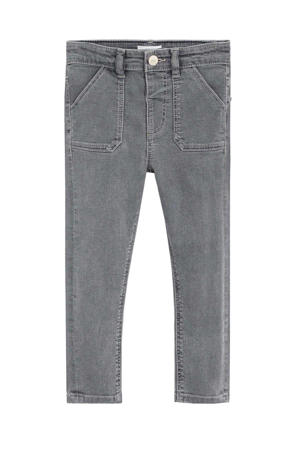 straight fit jeans grijs