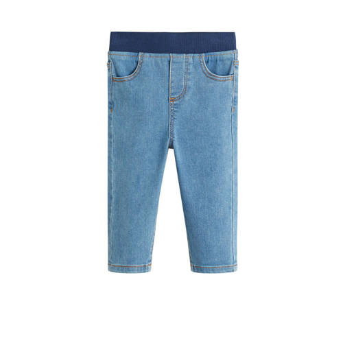 Mango Kids jegging light denim