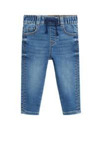 Mango Kids straight fit jeans stonewashed, Stonewashed
