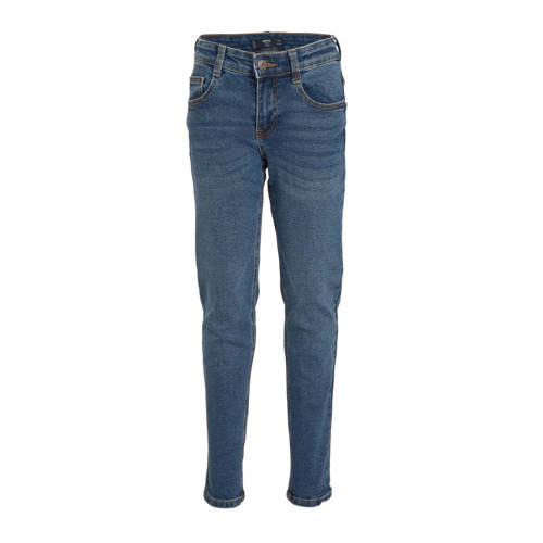 Mango Kids slim fit jeans stone blue
