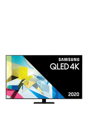QE85Q80T (2020) Ultra HD QLED TV