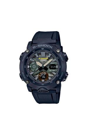 horloge GA-2000SU-1AER zwart