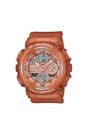 horloge GMA-S140NC-5A2ER goudbruin