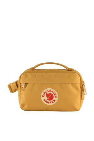 Kånken hip pack heuptas geel